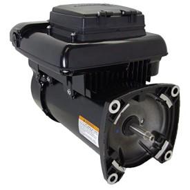 Variable speed ecm pool motor 1 2 hp 2 spd square flange for Variable speed pool pump motors