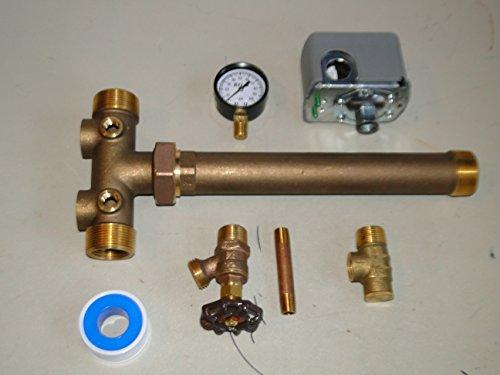 well pump pressure switch