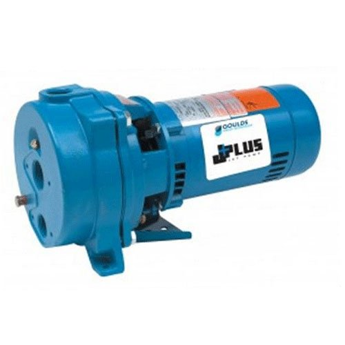 Goulds J10 Double Nose Shallow Well Goulds Jet Pump 1hp