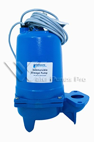 goulds submersible well pump