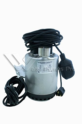 Lsp0311atf Goulds Submersible Sump Pump 1 3 Hp 115v Piggy
