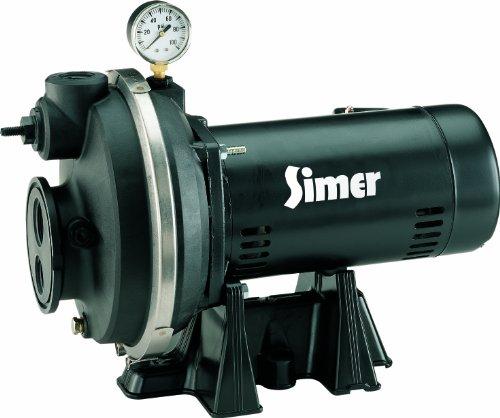 Simer 3310p 1 Hp Convertible Deep Well Jet Pump Well