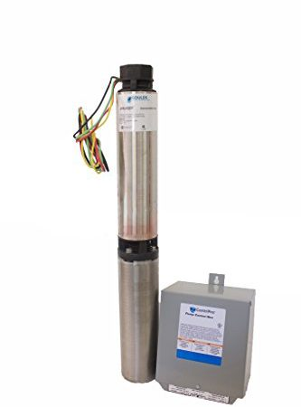 Goulds 10sb05412c 4 Submersible Water Well Pump 10 Gpm