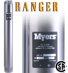 myers Submersible Well Pump