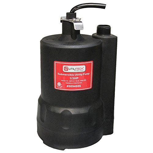 Utilitech Utility Pump