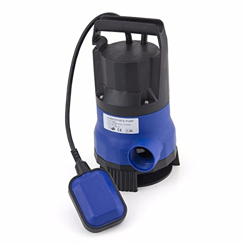 750w 1hp 3432gph submersible dirty clean water pump for Electric motor repair fort myers
